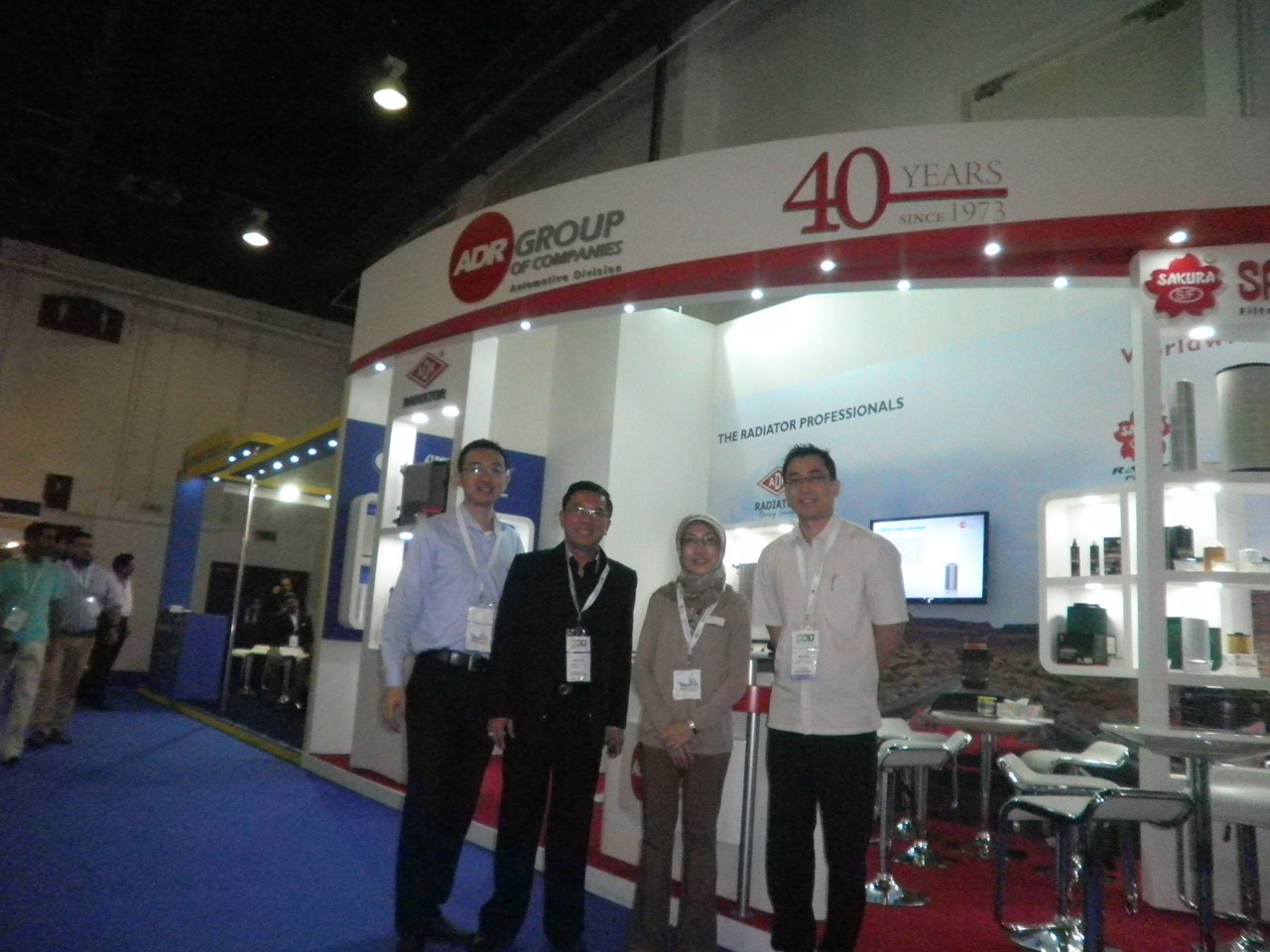 Automechanika Dubai (2013)