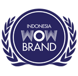 Sakura had awarded as Gold Champion of Indonesia WOW Brand 2015
