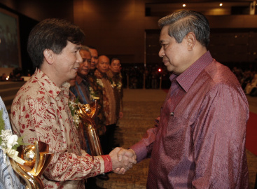 Primaniyarta Award 2012