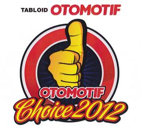 Otomotif Choice Awards 2012