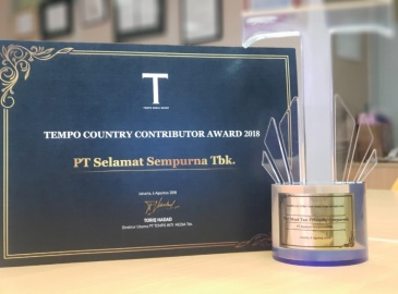 Tempo CountryO Contributor Award 2018