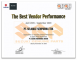 Suzuki - The Best Vendor Performence